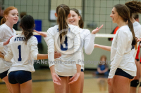 Gallery: Volleyball Blaine @ Squalicum